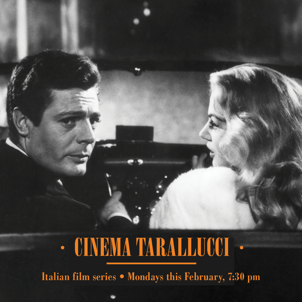 ItalianFilm_Fellini_NYC_Tarallucci