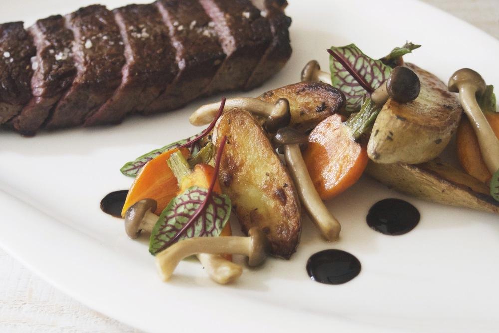 NYCRestaurantWeek_ItalianFood_Steak