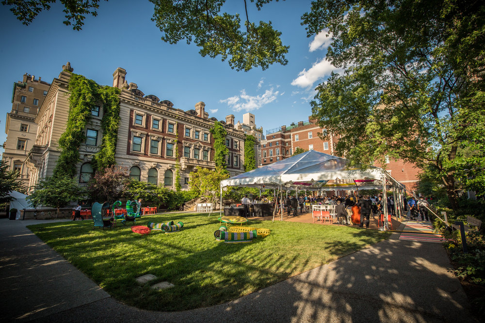 Andrew Carnegie Mansion / Museum - Outdoor - Tarallucci e Vino Cooper Hewitt.