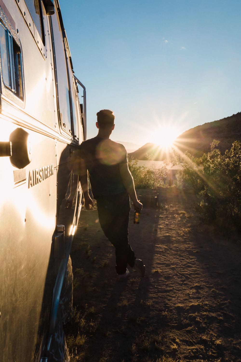 Pacifico x Airstream Summer 2017 Campaign