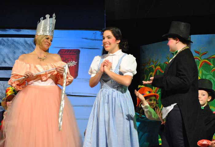 Dorthy, good witch and friends.jpg