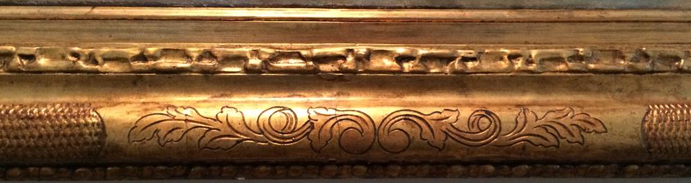 фрагмент рамы2 - ренуар-ребенок с кнутиком