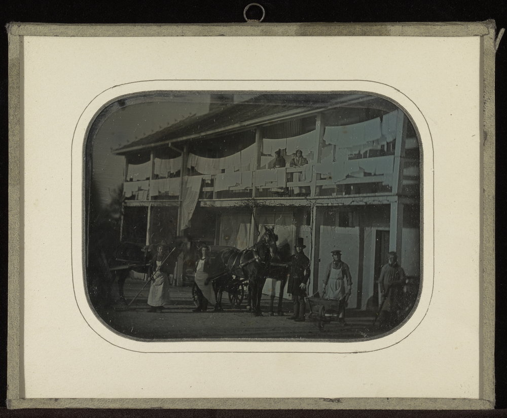 "Рис.5 Jean-Gabriel Eynard Swiss ""Задний видпоместья Жана-Габриеля Эйнара в Бьюли, Швейцария"", приблизительно 1843 г."