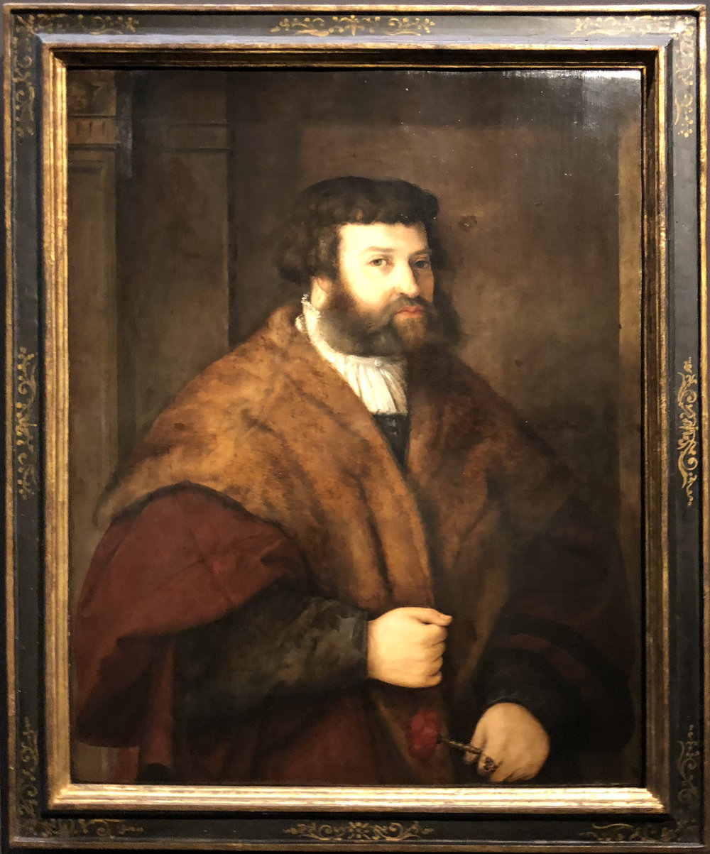 "Рис.120 Христоф Амбергер ""Йорг Херманн"", 1530"