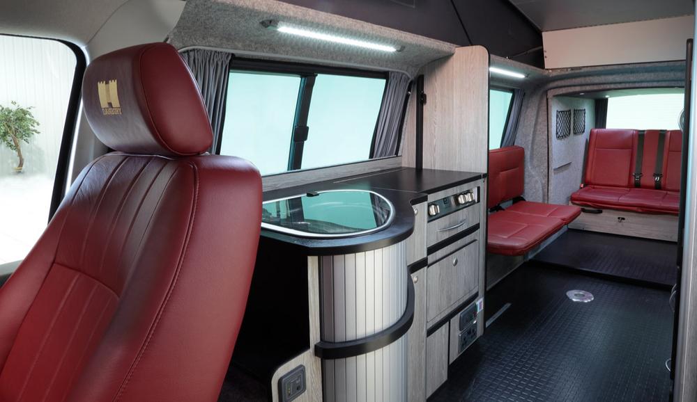 Un Camping Car Trois 201 Toiles