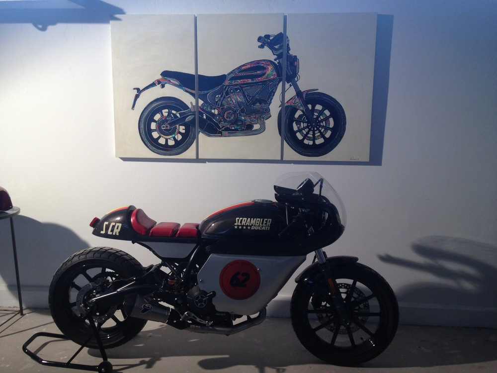 Expo Artride, Wheels & Waves