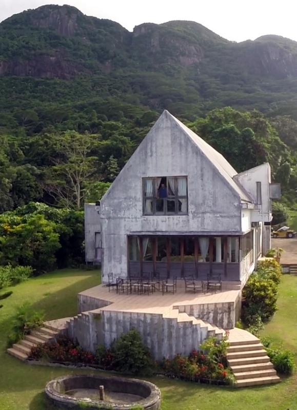 House RTM, Sans Souci, Mahe, Seychelles, 2005. Courtesy of ADD.locus.