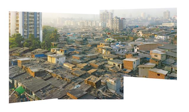 Dharavi #1, Mumbai, 2008 .