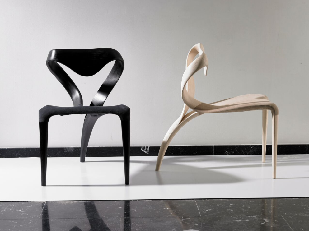 Enignum VII Chair– image by Andrew Bradley