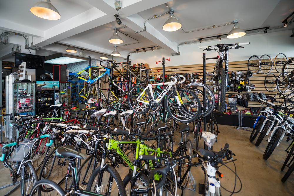 Too many bike options can confuse customers