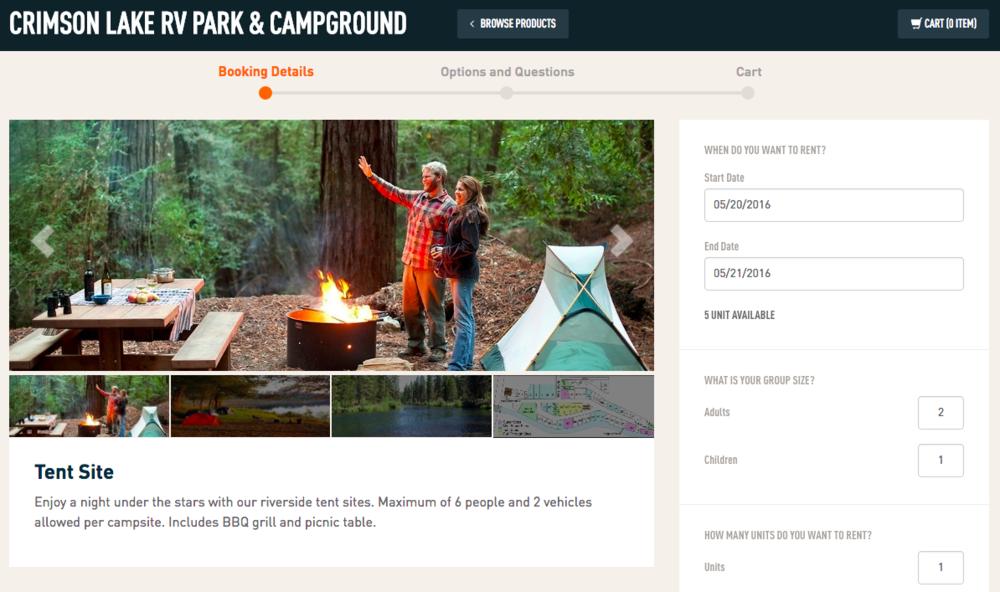 ZOZI Advance Campground