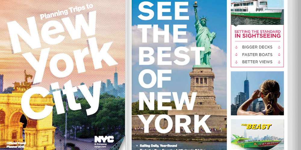 Getting promoted in NYC & Company's many online and print publications is just one way Walks of New York benefits from its membership with the marketing organization.