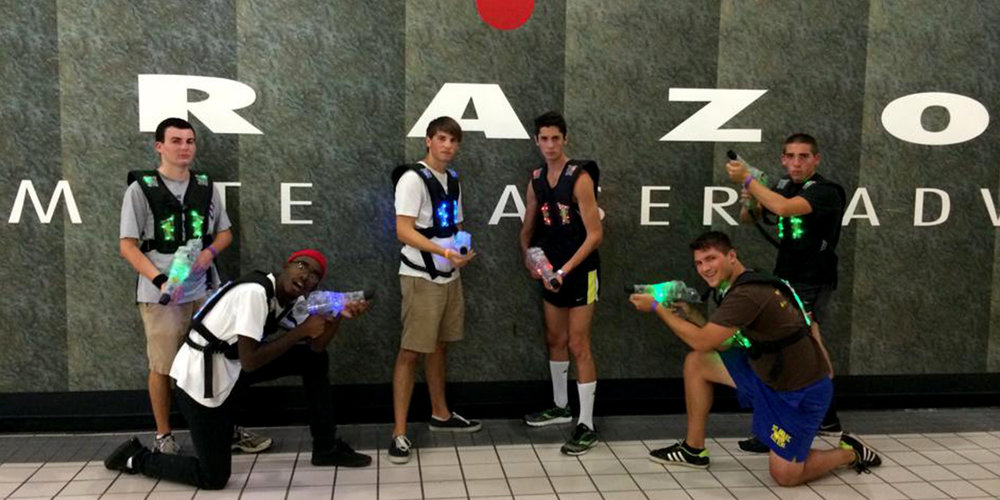 Photo courtesy of Ultrazone Laser Tag