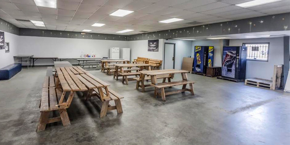 Martin City Paintball shares a number of interior and exterior shots, giving customers an idea of what the facilities are like.