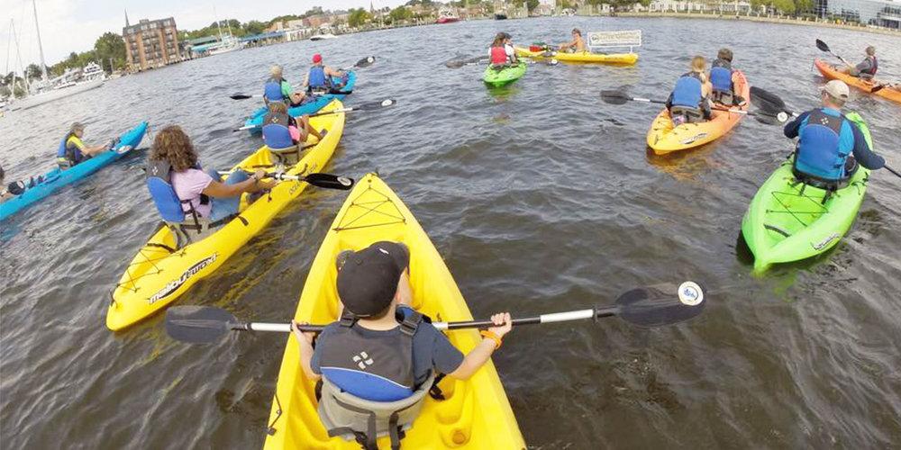 Photo courtesy of Kayak Annapolis