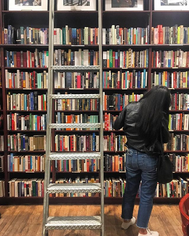 A Wall of Books like nobodies bizness 💥I would live in Housing Works Bookstore, I would! Join us @smorgasburgla this Sunday, 10/21 to get your 📚Wall On, plus #food deluxe 🥟🍕🌮in the 🍅 of #dtla #losangeles #foodie #lafoodie 📸 @housingworksbks #nyc #bookstore  #soho #bibliophile  #read a #book  #reader  #writer  #eater  #bookstagram  #library  #inspiration  #art #travel #design  #style #blog  #vintage &  #secondhand  #books  #housingworks  #bookgeek  #shelfie ✌🏼