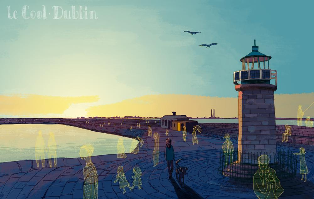 le cool Dublin feature cover #1