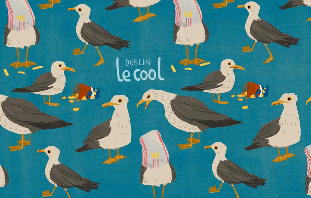 Le Cool Dublin cover #2