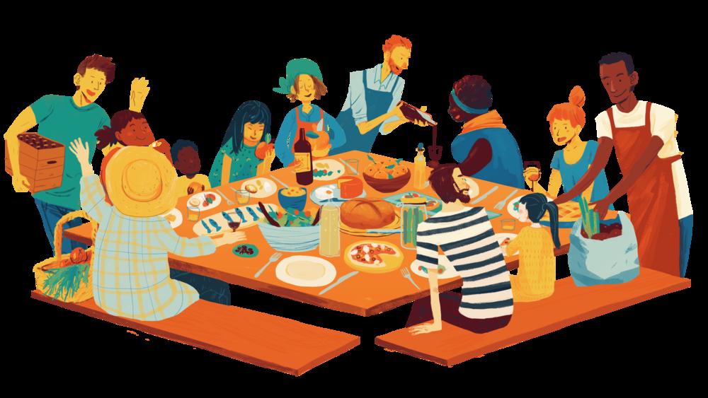 Gochiso Social Dining