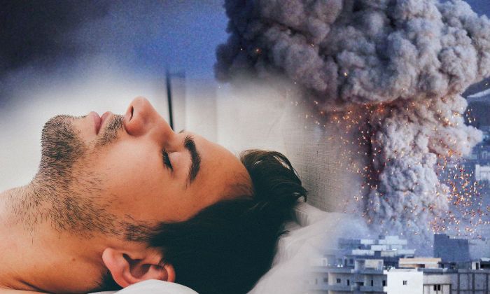 When major disasters happen, many reportedly foresee them in dreams - A sixth sense seems to kick in when disaster strikes...