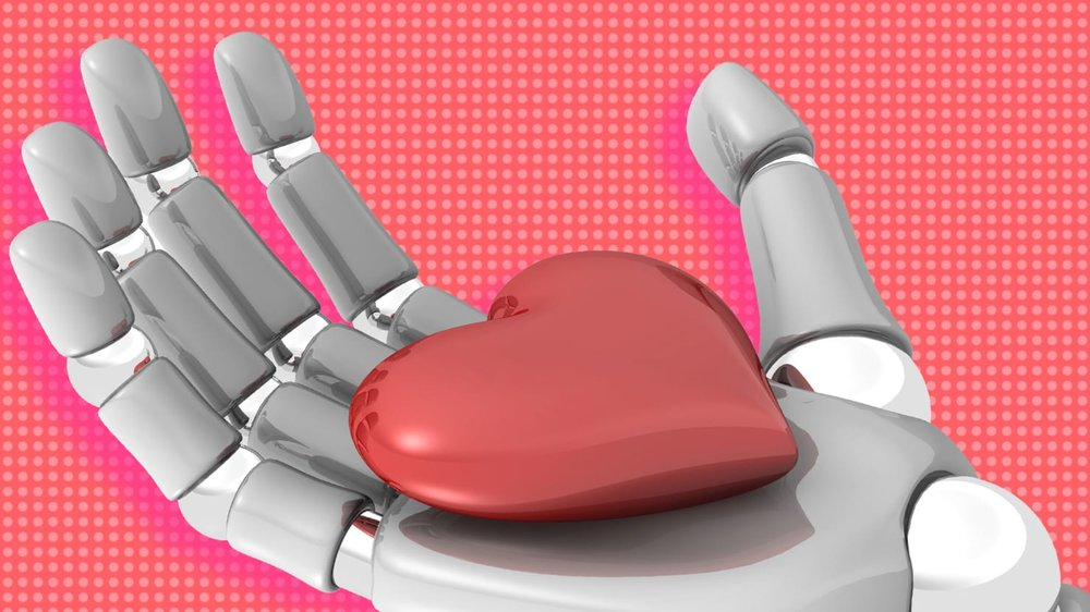 Can Your Robot Love You? - How scientists are betting on unconditional love as the greatest AI hack...