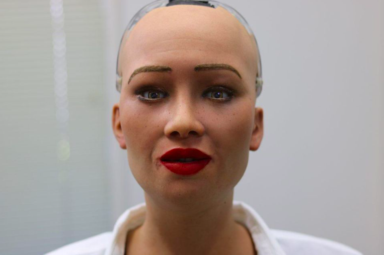 - Everything You Need to Know About Sophia's Robot Love Dr. Julia Mossbridge is the first to admit she's a little woo-woo. After all, she believes in unconditional love...