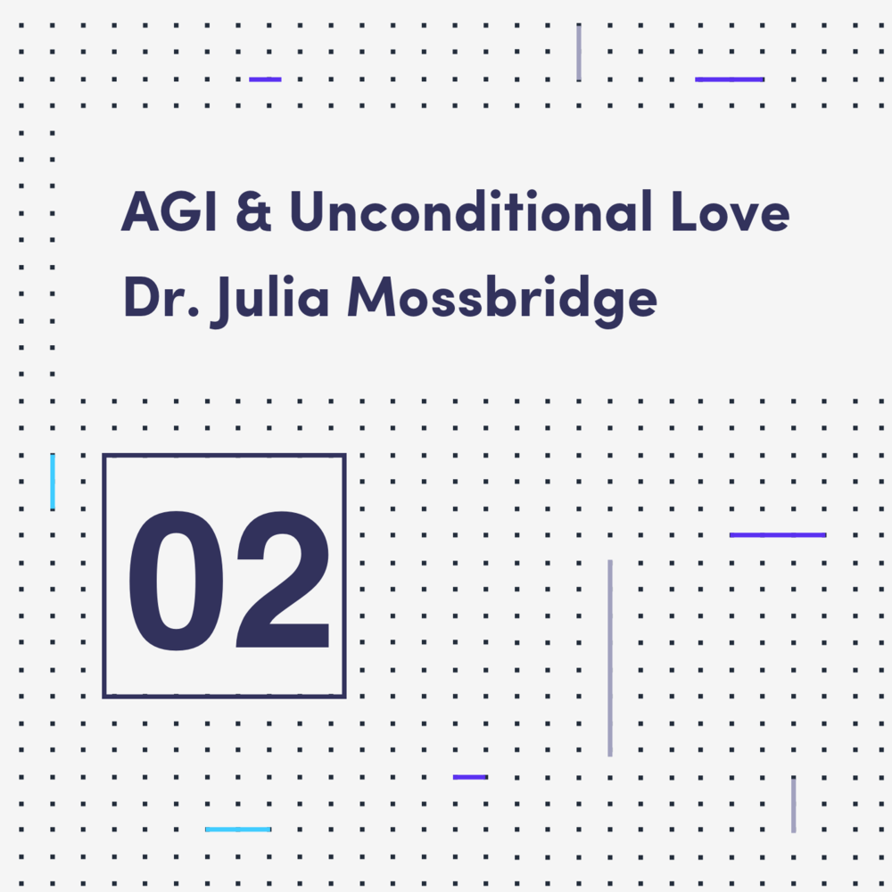 The SingularityNET Podcast - For the second episode of the SingularityNET Podcast we invited one such modern-day Alchemist: Dr. Julia Mossbridge, to be our guest. As the principal founder of the loving AI project, Dr. Mossbridge is at the forefront of researching the ways of creating algorithmic love.