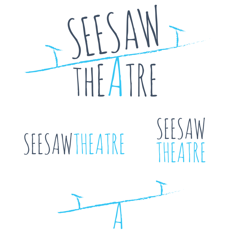 Seesaw Theater Logo Design Package