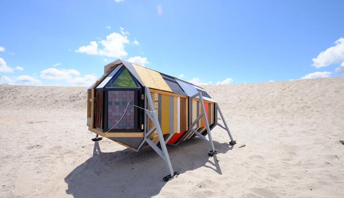 Image from urbancampsiteamsterdam.com