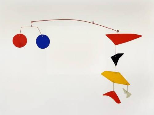 Alexander Calder's  Enseigne de Lunettes .