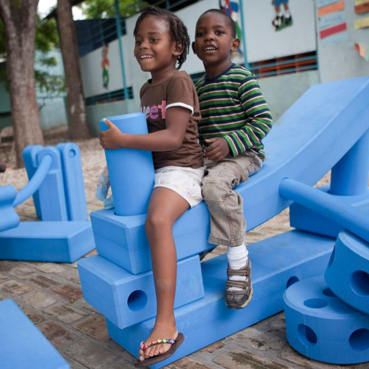 Imagination Playground. Photo via rockwellgroup.com.