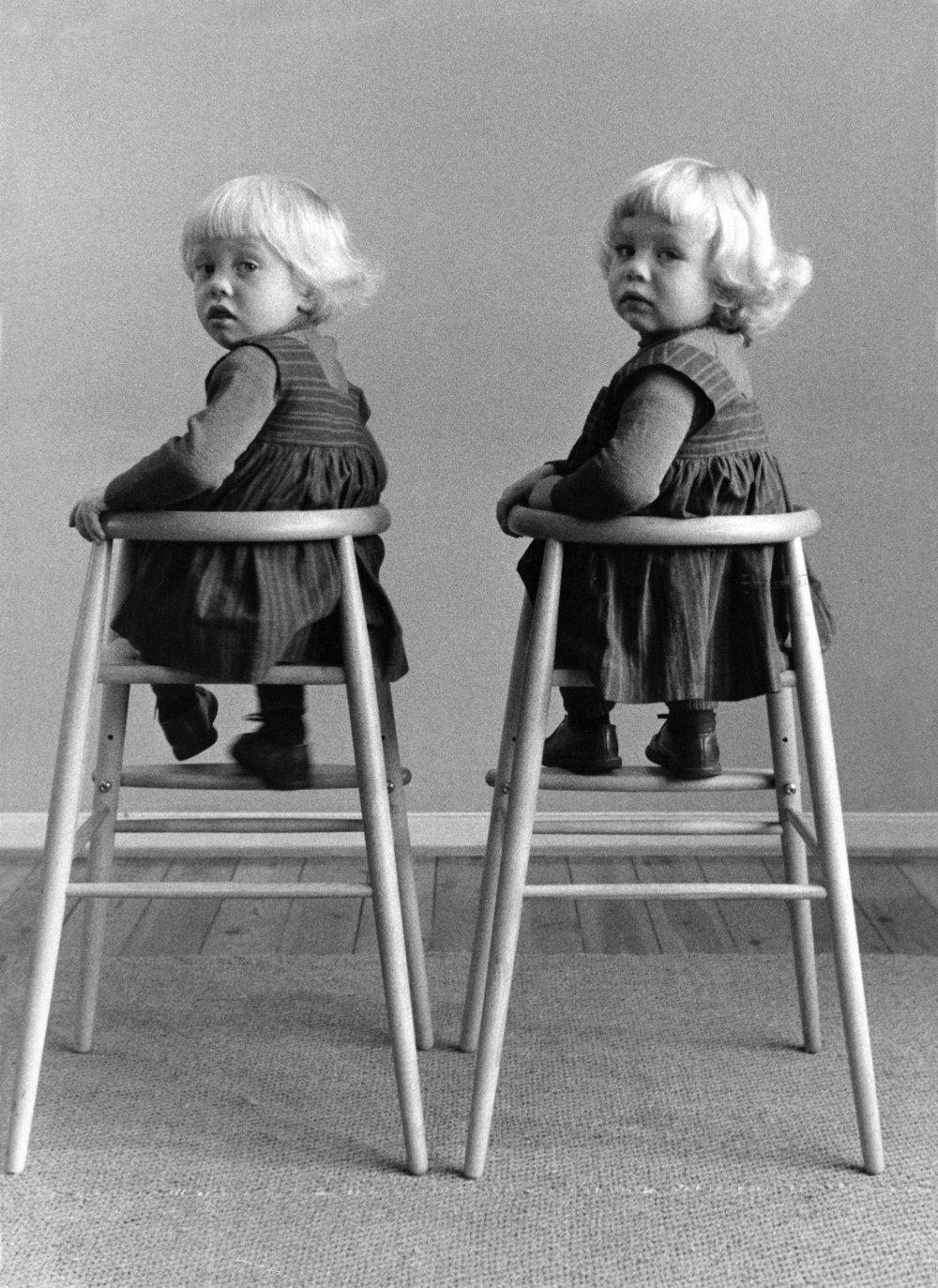 High Chair by Nanna Ditzel, 1955. Photo via nanna-ditzel-design.dk.