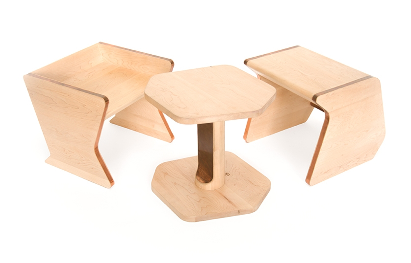 Heritage Collection by studiokinder. Photo via  kindermodern.com