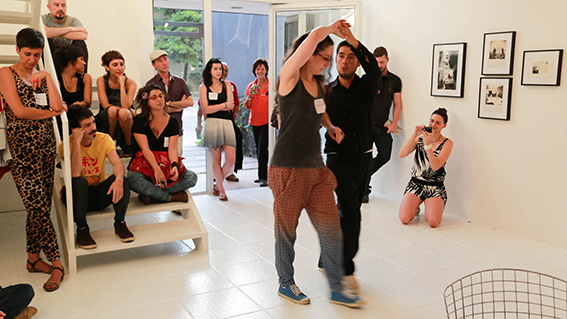 BONUS TRACK: WOULD YOU LIKE TO DANCE WITH ME?   2013   Galeria Jacqueline Martins. SP, Brazil.