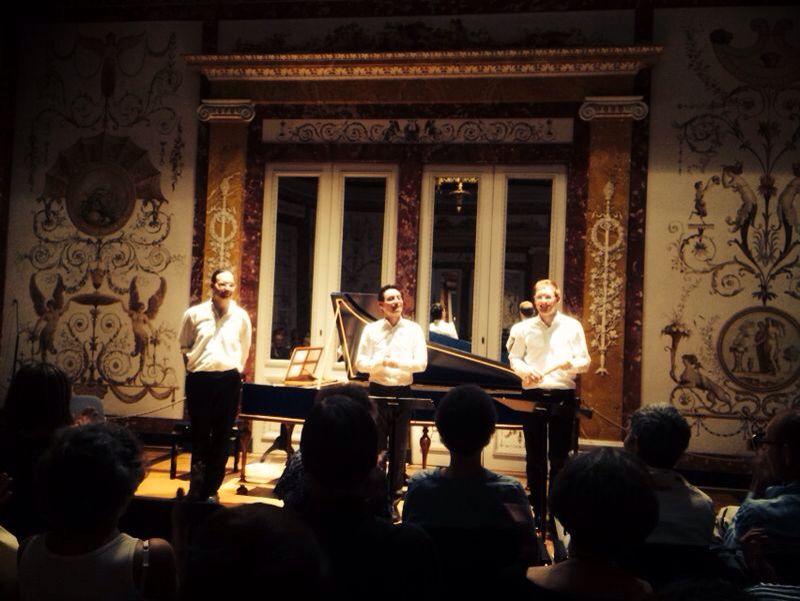 Konzert mit Maurice Steger und Ralf Waldner