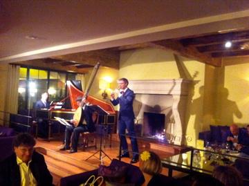 Konzert in Ascona