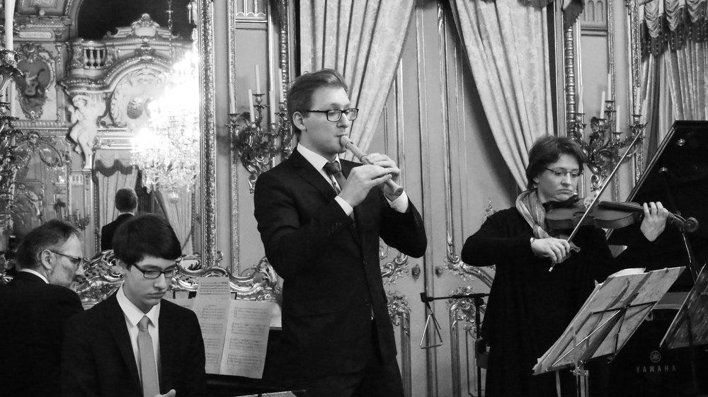Hanke in concert Palacio Madrid