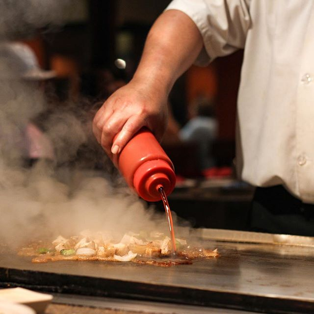 Let if flow, let if flow, let it flow. . . . . #teriyakichicken #knoxville #knoxvilletn #knoxvilletennessee #govols #gbo #easttennessee #hibachi #knoxeats #knoxvillerealestate