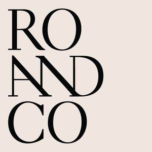 RoAndCo   RoAndCo is a multi-disciplinary creative agency that serves as a visual thought leader for a range of forward-thinking fashion, beauty, lifestyle and technology clients.  Design of the Columbia Angel Group logo and creation of the brand assets was envisioned, developed, and sponsored by the renowned agency  RoAndCo .