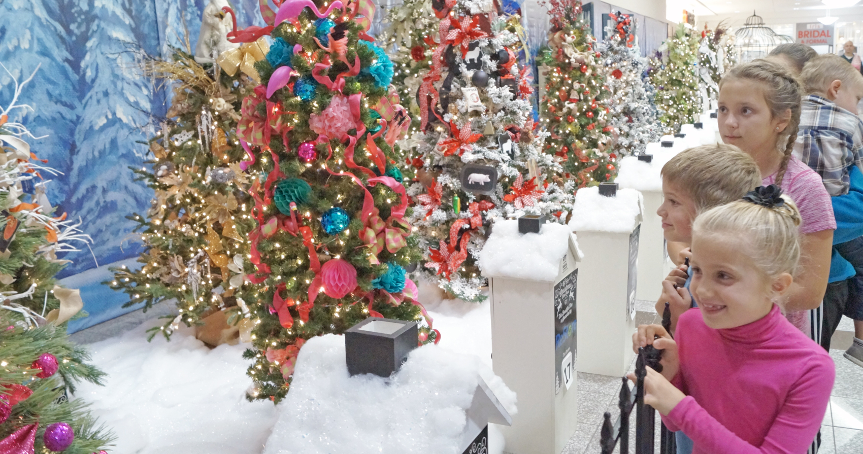 10th annual Christmas Tree Lane is open at Promenade Temecula — HABITAT FOR HUMANITY INLAND VALLEY