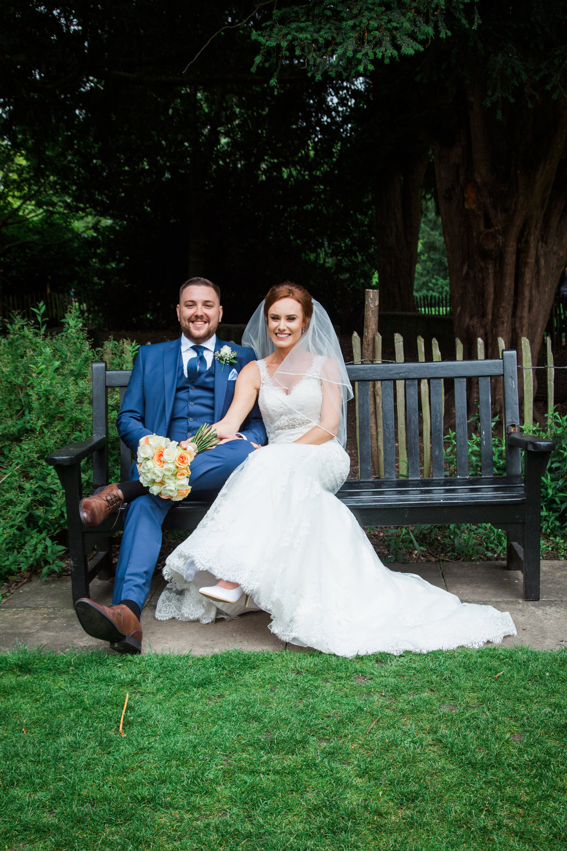 Mathew and Emma - Hospitium wedding, York.