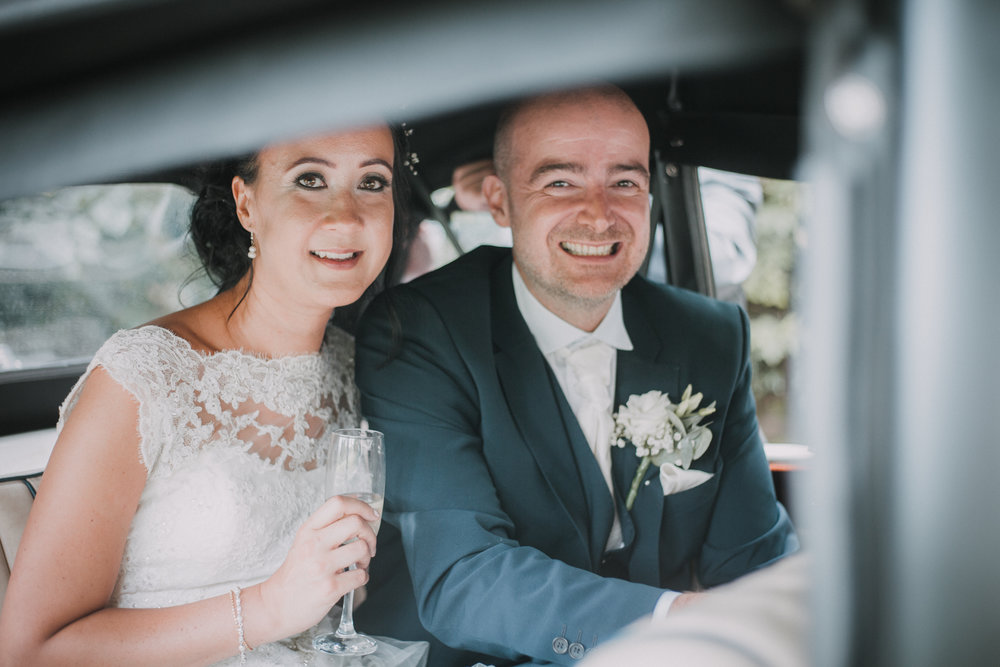 Krissi and Paul - Worsley Courthouse wedding, Lancashire.