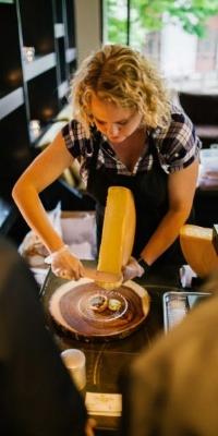 - Raclette - http://www.fireandscrape.com/