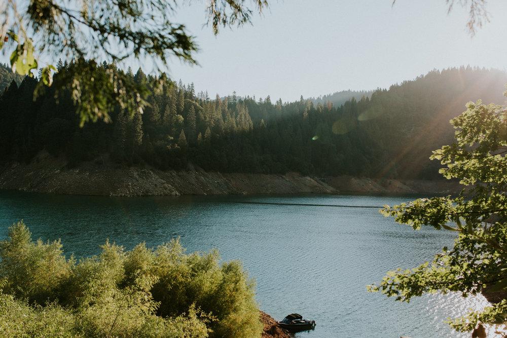 california-boat-in-camping-bullards-bar