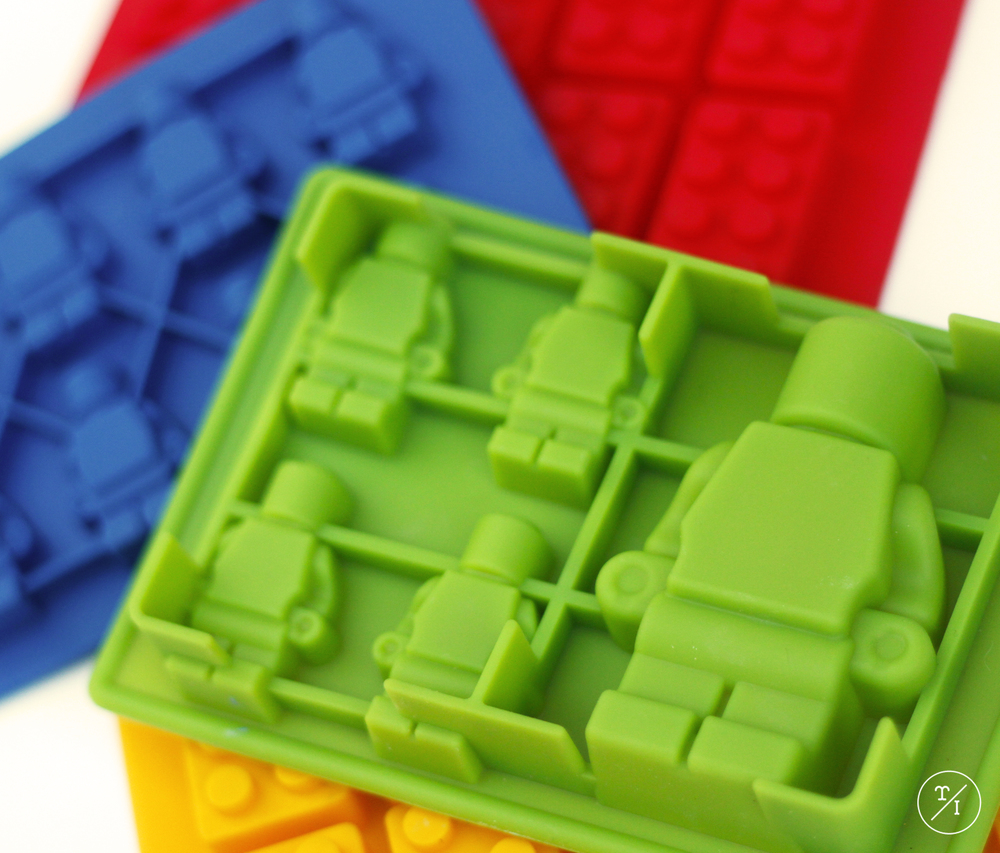 Lego Flexible Molds