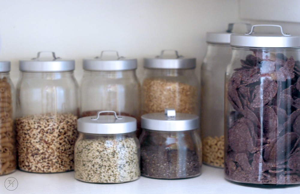 Ikea Glass Jars