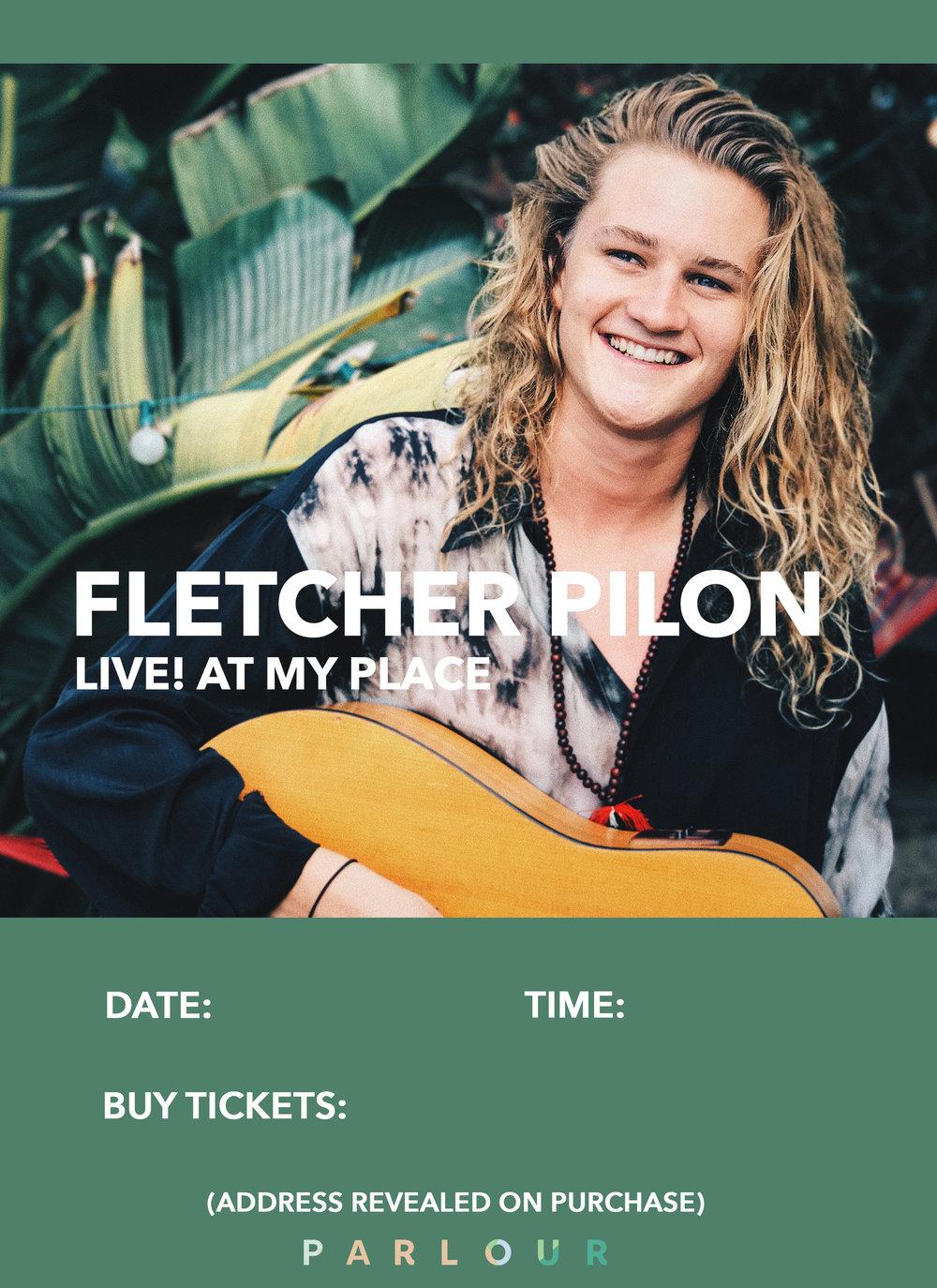 Fletcher Pilon Poster