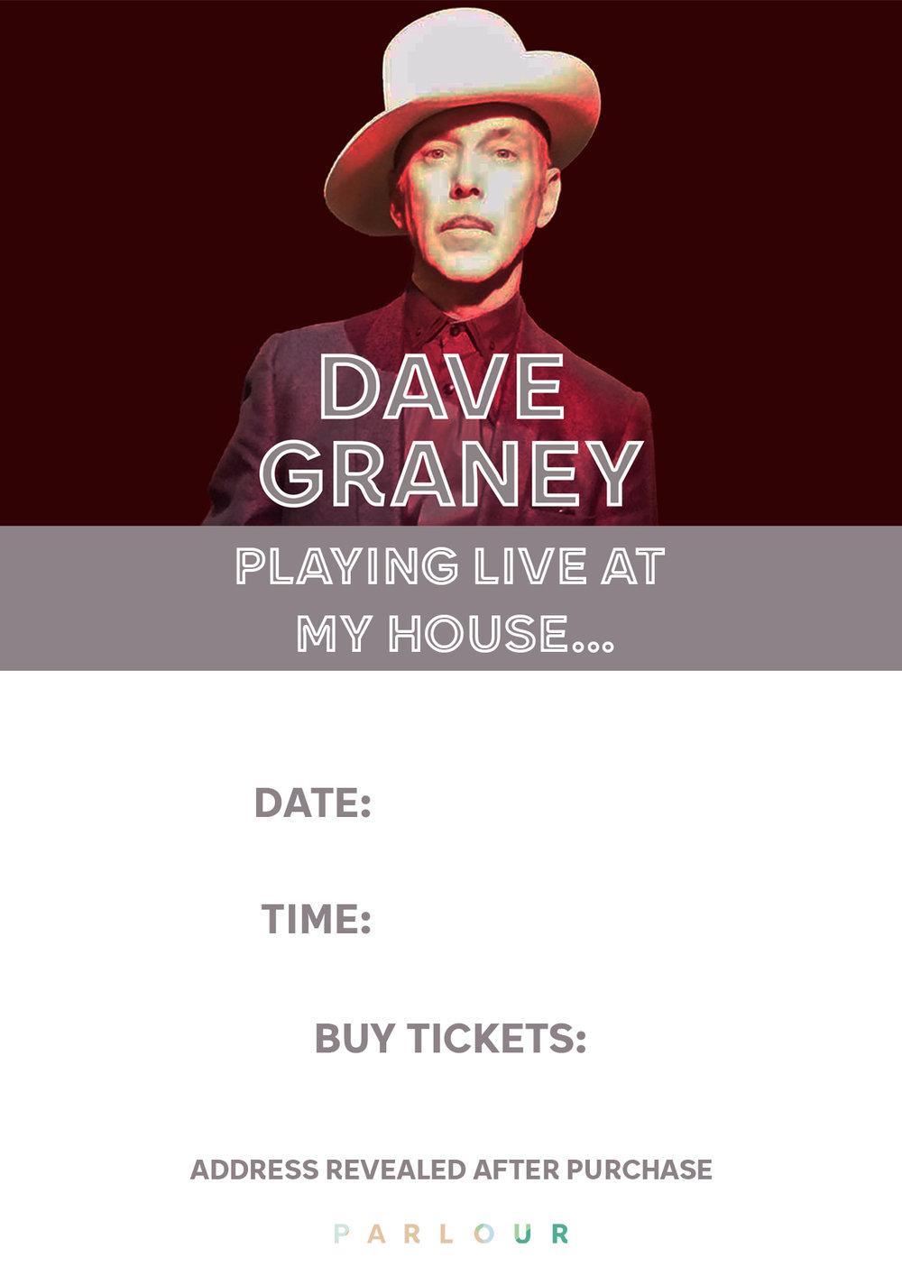 Dave Graney Host Poster.jpg