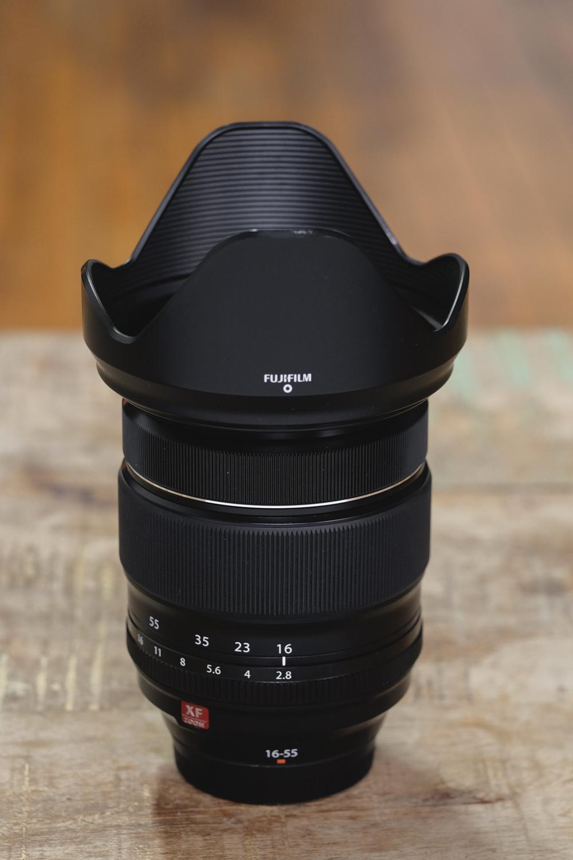 XF 16-55mm f2.8 @16mm