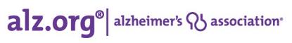 Alzheimer's Association/AlzStars Program
